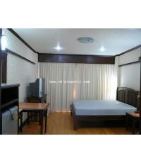 ให้เช่าคอนโดวิวสวย ห้องสวย ที่ชมดอยคอนโดตึกเหลี่ยม ราคา 7,000 บาท