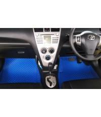 Toyota New Vios พรมลายกระดุม เข้ารูป ตรงรุ่น E.I Product