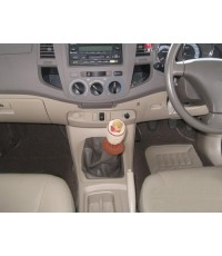 Toyota Vigo ทั้ง CAB และ 4W. พรมไวนิล เข้ารูป ตรงรุ่น E.I Product