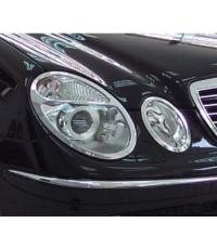 MERCEDES-BENZ W211 ครอบไฟหน้า
