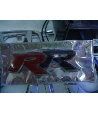 เพลท RR for mugen rr