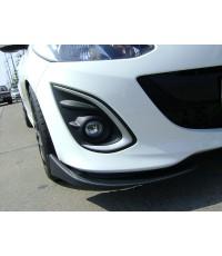 ลิ้นหน้า Mazda2 5D. ทรง Damp