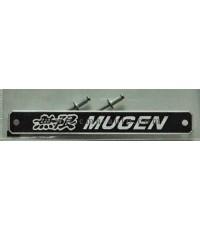 Plate Logo Mugen ลิ้นหน้า