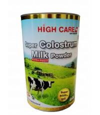 High Care Colostrum Milk Powder 6000 IgG 12 กระปุก