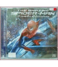 VCD The Amazing Spider-Man ดิ อะเมซิ่ง สไปเดอร์แมน