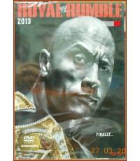 DVD มวยปล้ำ ROYAL W RUMBLE 2013