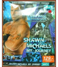 VCD SHAWN W MICHAELS MY JOURNEY