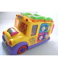 สุดยอดของเล่นเสริมทักษะ รถอัจฉริยะ Scholl Bus No 796 คลิ๊กดูสิครับ Function เยอะมาก