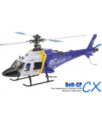 Esky BeltCp-CX  6 CH Scale helicopter RTF