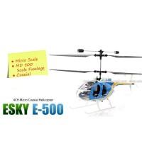 Esky E 500  ฮ.ไฟฟ้า บิน OUTdoor ได้ Size ยักษ์  BIG LAMA บินนิ่ง