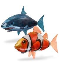 Air Swimmer Shark ต้นฉบับ-ของแท้100เปอร์เซ็น ปลาบอลลูนบินได้จาก USA(สินค้าหมด)