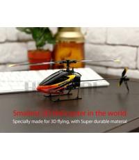 walkara Genius Cp  premium Edition Micro helicoptor 6CH ทน อึก ทนทานสุดๆ บิน 3D แบบง่าย