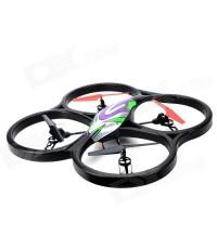 คู่ แฝด AR Drone.V262 ตีลังกาได้ เล่นง่าย บินนิ่ง ราคาถูถกว่า เกินครึ่ง