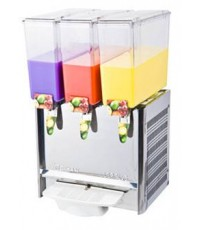 เครื่องจ่ายน้ำผลไม้ 9 ลิตร 3 โถ,Juice Beverage Dispenser 3 Bowl ราคาโปรโมชั่นด่วน