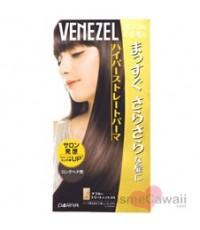 Venezel Hyper Straight Hair ครีมยืดผมคุณภาพเยี่ยมจากญี่ปุ่น สูตรฮิต ยืดผมตรงสวย ไม่ชี้ฟู(ผมยาว)