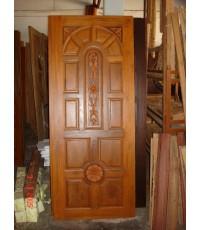 บานประตูไม้สัก nbsp; (8002)