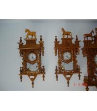 นาฬิกาไม้ แบบแขวนผนัง (94004)