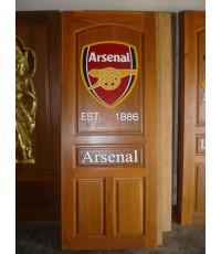 บานประตูเดี่ยว แฟนคลับ อาเซนอล ( 8080 )