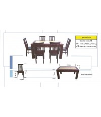Rome Dining Table