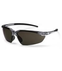 แว่นตานิรภัย ป้องกันดวงตาจากสะเก็ดและฝุ่น กันแสง UV 99.9 % ( KING )