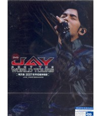 Jay Chou 2007 The World Tours Live Performance [2 Disc]