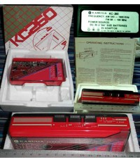 Made In Japan Sound-About *Auto Stop *AM- FM Stereo Led Cassette Player ประมูลจากกรมศุลกากร