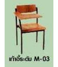S-5 เก้าอี้เลคเชอร์ ก.03 หนา 1 มม.