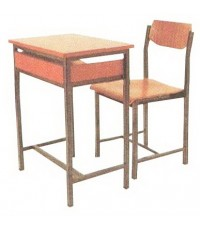 S-12 โต๊ะและเก้าอี้นักเรียน