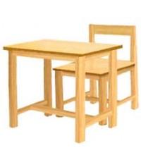 S-31 โต๊ะและเก้าอี้นักเรียนอนุบาล/โต๊ะเก้าอี้เด็ก