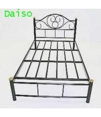 เตียงเหล็ก ขนาด3.5 ฟุต, DS Bed-21