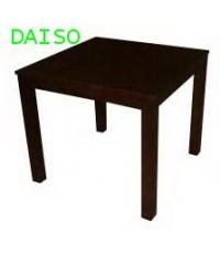 โต๊ะอาหารไม้ยางพารา/โต๊ะอาหาร TRB-2