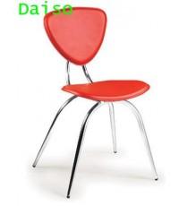 เก้าอี้เหล็ก รุ่นใหม่ชุบโครเมี่ยม/DPV-003_เก้าอี้เหล็ก_เลิกผลิต[CD-186]