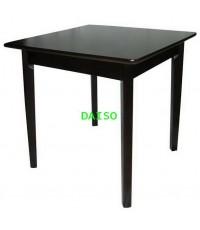 DPT-023 โต๊ะไม้/โต๊ะไม้ยาง