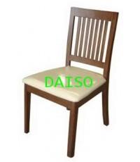 DF-1, เก้าอี้อาหารไม้ยางพารา/ เก้าอี้ไม้ยางพารา