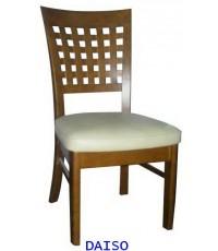 DPC-032 DBR_เก้าอี้ทานข้าว/เก้าอี้ทานข้าวไม้ยาง