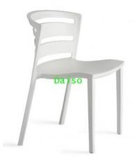 เก้าอี้ทานข้าว PP พลาสติก CD-221