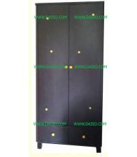 ตู้เสื่อผ้าไม้สีเข้ม_Y-3/เฟอร์นิเจอร์ไม้