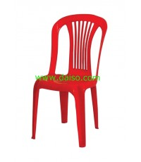 เก้าอี้พลาสติกมีพนักพิง DSP-11