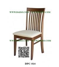 เก้าอี้ไม้ เก้าอี้ไม้ยาง_DPC-014 tw-12