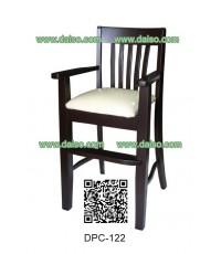 เก้าอี้ทานอาหารเด็ก ไม้ยางพารา DPC-122