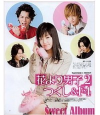 Hana yori dango special in newyork/ซับไทย/dvd 1แผ่นจบ/หนังญี่ปุ่น (ต่อจากภาค1 ก่อนภาค2)