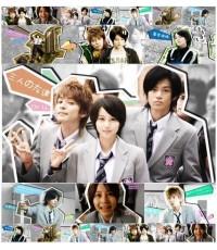 ซีรี่ย์Hana kimi(japan ver.) สลับขั้วมาลุ้นรัก/ซับไทย/v2d 2แผ่นจบ/ซีรี่ย์ญี่ปุ่น