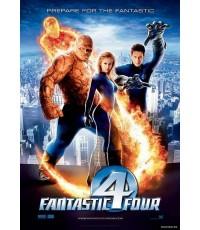 หนังโรงFantastic 4 /พากษ์+ซับ/DVD