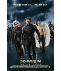 หนังโรงX-Men 3 /พากษ์+ซับ/DVD