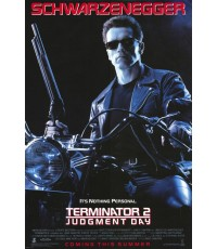 หนังโรงTerminator 2 คนเหล็ก2 /พากษ์+ซับ/DVD