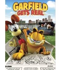 หนังโรงGarfield Get Real  การ์ฟิลด์ทะลุมิติป่วนเมือง /พากษ์ไทย+ซับไทย/DVD/Animation