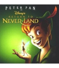 Peter Pan in Return to Never Land ปีเตอร์ แพน ผจญภัยท่องแดนมหัศจรรย์ /พากษ์ไทย+ซับไทย/DVD/Cartoon