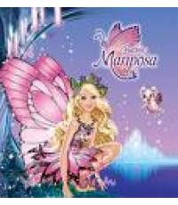 หนังการ์ตูนBarbie Mariposa บาร์บี้แมรีโพซ่า กับเหล่านางฟ้าผีเสื้อแสนสวย /Anime DVD 1แผ่น /พากษ์ไทย