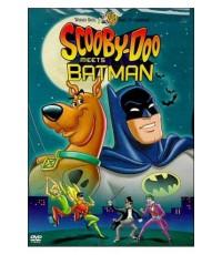 การ์ตูนชุดScooby Doo Meets Batman/พากษ์ไทย+ซับไทย DVD 1แผ่น/2 ตอน  (สคูบี้ดู พบแบทแมน)