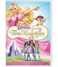 การ์ตูนBarbie and the Three Musketeers บาร์บี้กับสามทหารเสือ /พากษ์ไทย DVD 1แผ่น